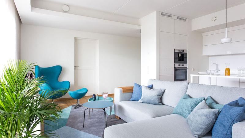 Sentimeetri täpsusega planeeritud korter: Aet Piel