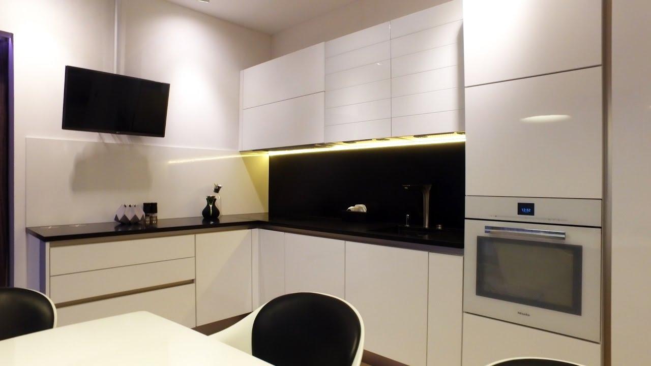 Uusimate materjalidega Sirje Kadalipu kujundatud köök