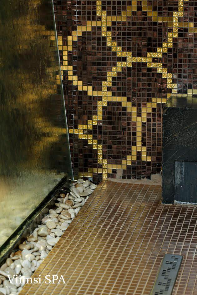 Sauna-ja vannitoa kujundustarkused sisekujundaja Merle Eekilt