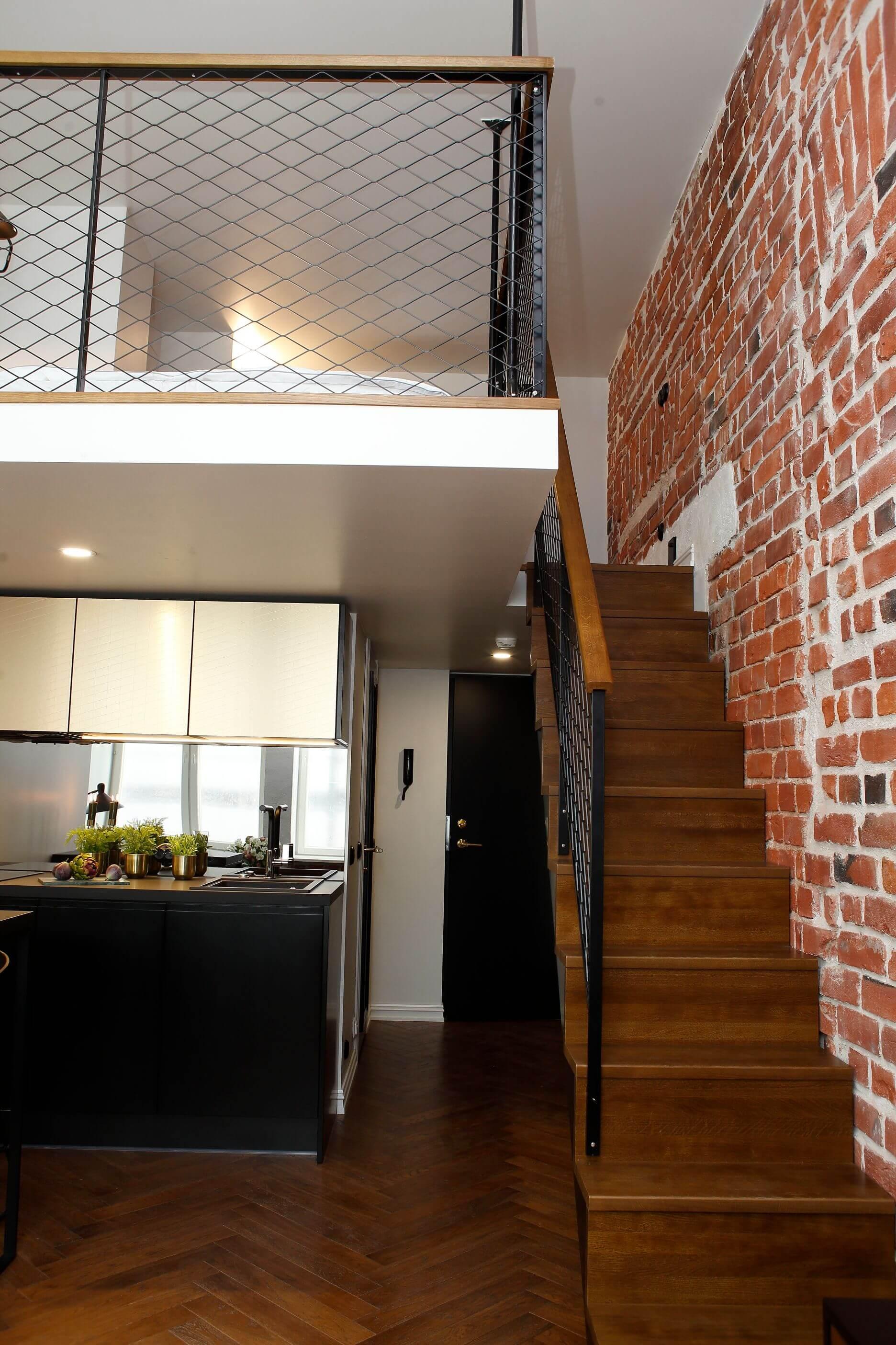 loft, minikorter, mikrokorter, väike korter köök eritellimusel sisustusproff